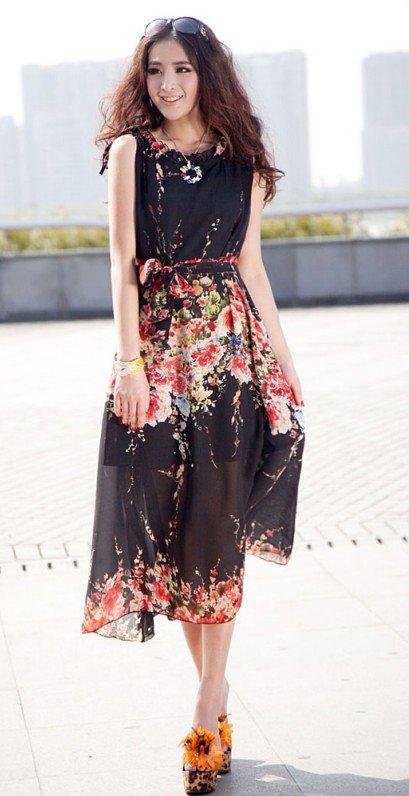 Магазин женской одежды, платьев для