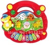 Best selling!!electrical toy/ musical baby educational  toy/  musical keyboard kids toy .Free shipping,1 PCS