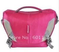 Free shipping+Shoulder Bag Case For Canon Nikon Fuji Sony Olympus Digital SLR DSLR Cameras
