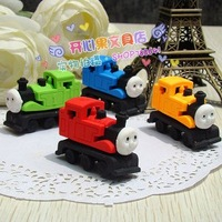 free shipping Wholesale 10set/lotSouth Korean Rubber / Rubber Food / Simulation rubber /Thomas train modelling eraser