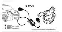 S.1279 module of PPS2000 Lexia-3 Citroen Peugeot( Nemo,Bipper,Boxer III,Jumper III)  Free shipping -R