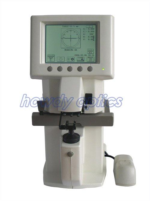 JS-2800 quality auto lensmeter,digital lensmeter,auto lens meter,auto focimeter,lowest shipping cost!(China (Mainland))