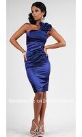 One Shoulder Formal Dress by Atria AT_6018