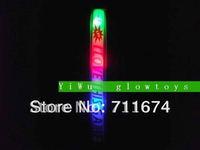 customize logo free shipping  led foam baton  stick  toys for party led glow stick