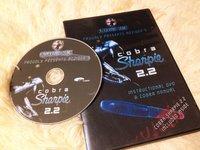 Cobra Sharpie 2.0  (Gimmick+DVD)