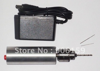 Mini Drill/Small PCB Electric Drill/0.3-4mm/DC24V/6500RPM/PCB, jewelry,wood,soft metal