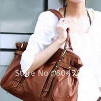1pc/lot! Retail! Grace Karin Women Designer Newspaper Print brand handbag Shoulder Messenger Tote Bag     BG83