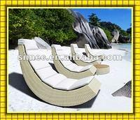 aluminum beach lounger SCLC-006