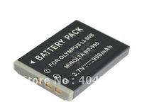 New  900mAh OEM Digital Camera Battery for  OLYMPUS  LI-80B