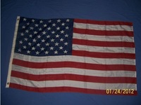 Wholesale and Retail 10pcs NEW U.S 3' x 5' AMERICAN FLAG USA United States U.S.A. 3 FT X 5 FT Flags