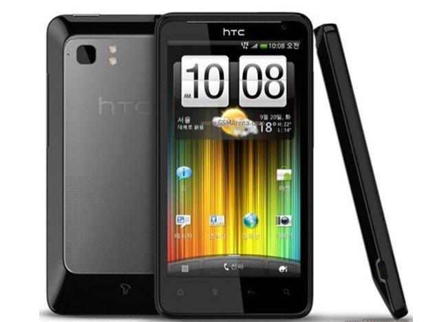 Refurbished Original HTC G19 Raider 4G X710e Dual Core WiFi GPS Bluetooth Mp3 8Mp free shipping(China (Mainland))