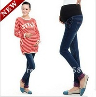 NEW Autumn Maternity jeans Pregnant women Jeans Maternity pants #Y3305