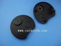 High quality Ben Smart 3 Button Remote Rubber Pad,silicone pad