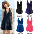 Free Shipping 4 colors wholesale cheapest price Women Sexy One Pieces Swimsuit Swimwears Bathing Suit