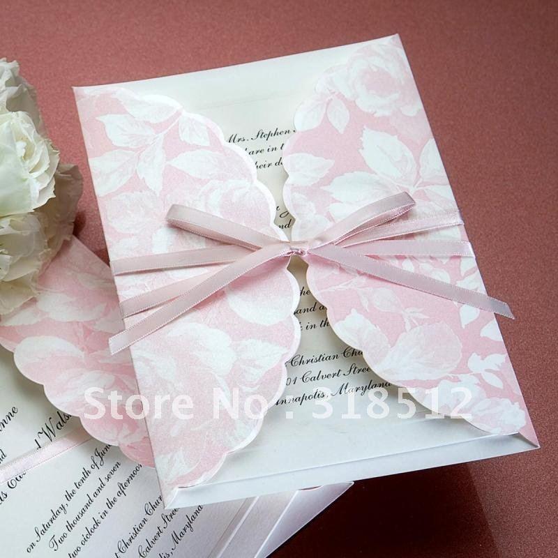 Elegant Wedding Invitation Card Designs ~ Yaseen for .