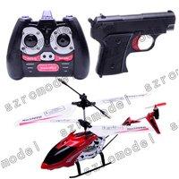 Детский вертолет на радиоуправление 2.4g 4CH RC /lcd 2 V911 Mode2