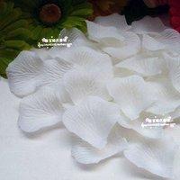 Wholesale Artificial rose leaf, Wedding decoration,Rose petals, 500 pcs/lot Free shipping