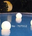 12&quot; Floating led ball light lamp, garden decoration ball light 30CM diameter