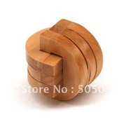 New style hook-ups Puzzle Wooden Brain Teaser