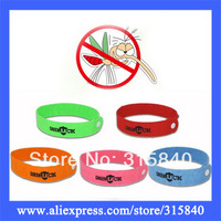 50pcs = 10packs Greenluck Mosquito Repellent Bracelet Killer Bangle Wristband Mosquito Bangle -- HAT02 Free Shipping Wholesale