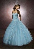Christmas Baby Blue Strapless Bridal Wedding Dress Bridal Gown Party Pageant Dress Custom SZ 2-6 8 10 12 14 16 18 20 JLW721183