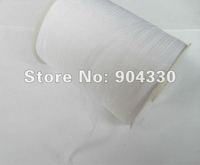 "Free Shipping! 500yards 1/4""(6mm) White Organza Ribbon Bow DIY Craft Scrapbooking Gift Ribbon Wedding Favor"
