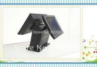 High efficiency dual touch screen pos system JJ-2000B