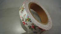 Канцелярская клейкая лента CPA 21pc/lot Japan washi tape small tape 15mmx10m