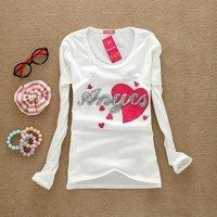 Женская футболка Clotheswhsle L21 2011