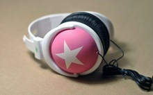 wholesale mix star headphones