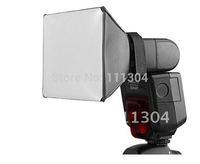 wholesale ! 100% NEW! Pixco Universal Portable Flash Diffuser for Canon Nikon Sony DSLR flash Speedlite