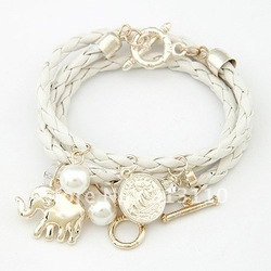 Minimum order=10USD(Mix order) wholesale Fashion bracelet with charmsfit lad ies charming bracelet ,free shipping(China (Mainland))