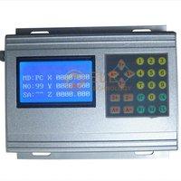 Aluminum Box Professional CNC TB6560 3 Axis stepper motor driver + Professional handle Controller + LCD Display