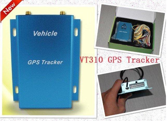 Free Shipping Car GPS Tracker VT310 GPS tracker, AVL, GSM Locator,GPS GPRS Tracking System(China (Mainland))