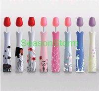 [CPAP Free Shipping] Wholesale Novelty Rose Flower Romantic Love Folding Umbrella (SX-125P)