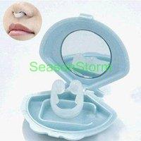 [EMS Free Shipping] Wholesale Silicon Anti-Snoring Anti Snore Free Snoring Stopper Nose Clip (SX-38E)