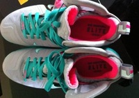 Free shipping Cheap Lebron 9 PS Elite South Beach 2012 Wolf Grey Mint Candy  shoes