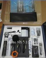 Free shipping UHF SLX24 Beta58 Professional handheld+ Lapel Set  Wireless microphone System