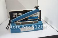 "8"" 200mm  impulse sealer PSF-200 , Heat Sealing Plastic Bag Closer"