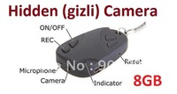 Mini video hidden car key camera (Gizli Anahtarlik Kamera) DVR car key chain camera (FREE SHIPPING)