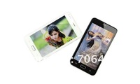 Wholesale Kay sent a 5-inch F2 dual-core NOTE5 3GS 3G Tablet PC  phone Andrews 4.0