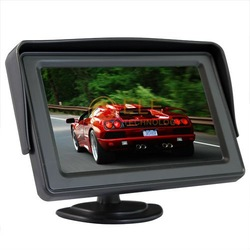 "4.3"" Digital Car Rearview Color Camera Monitor(China (Mainland))"
