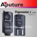 Aputure Versatile Trigger Trigmaster II 16 channels ,AAA battery  for high voltage flash for Canon /Nikon/Petax /Olympus