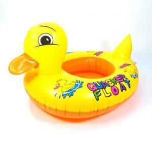 Big discount Small ages inflatable baby swim boat swim ring