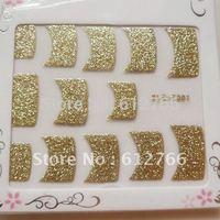 free shipping - nail sticker  french nail