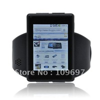 DHL free shipping android wrist watch phone wifi gps bluetooth
