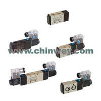 "G1/8"" or G1/4"" 5/2 4V210-06/08 Solenoid Valve,(single head,double position)"