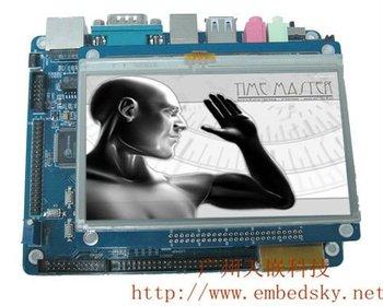 Samsung S3C2440 ARM9 TQ2440 Embedded Board Suit +4.3Inch LCD/ARM9Embedded Development  Board