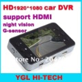 New arrival Car Video Recorder/DVR/Car Black Box 1080P Night Vision(K-6000)