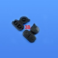 3 Buttons Remote Key Rubber for BMW E36, E38, E39, E46, Z3 3-5-7 Series